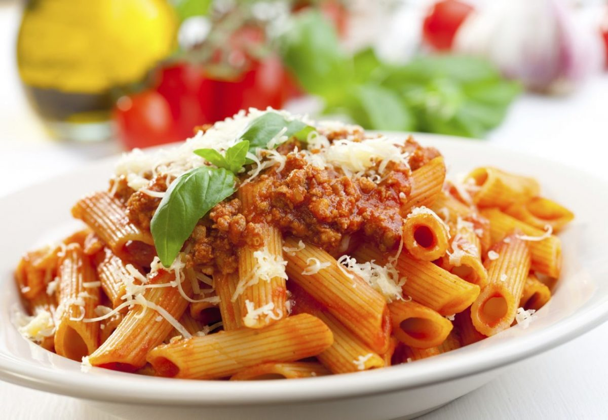 Chef Fred Cannabis Infused Penne Bolognese Vegas
